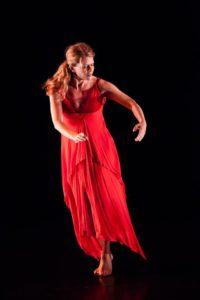 Sandra Zarotney Keldsen - Flames - Dances by Isadora Boston - Photo by Julie Cordeiro